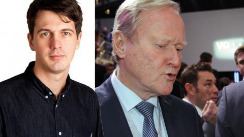 Svenskt Näringslivs ordförande Leif Östling gömmer undan 30 miljoner kronor i skatteparadiset Luxemburg.  Bild: Karin Olander / TT
