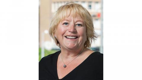 Ann-Christine Andersson.  Bild: Press