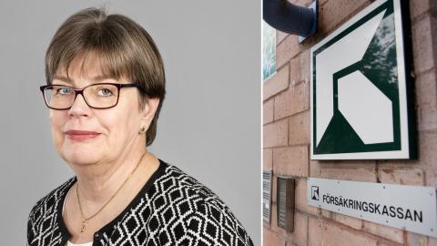 Försäkringskassans rättschef Eva Nordqvist. Bild: Försäkringskassan / Jessica Gow/TT