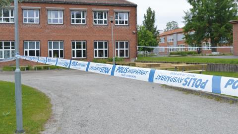 I juni i år attackerades en person av 19-åringen och knivskars svårt. Gärningsmannen har nu dömts av Örebro tingsrätt till fem och ett halvt års fängelse för mordförsök.  Bild: Rolf Larsson