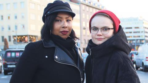 Innan projektet hade dansaren Alyssa Chloe och skådespelaren Ida Myhrman inte tänkt på hur otillgängligt kulturlivet är för personer med funktionsvariationer. Foto: Sanna Arbman Hansing
