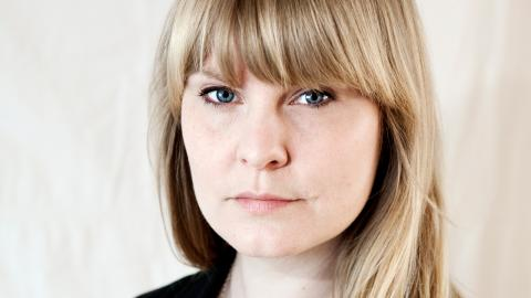 Hanna Strömbom.