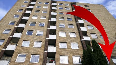 Enligt en undersökning av konsultfirman Evidens från sommaren 2014 gjordes vart tjugonde bostadsköp i Stockholmsregionen med vinst som huvudsakligt motiv. Bild: Terje Pedersen/NTB/TT