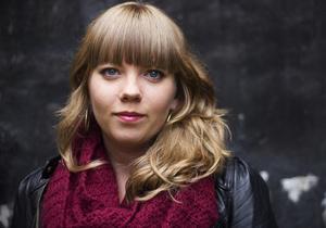 """Bokaktuella Jenny Wrangborg: """"Jag ser fram emot att få komma till Umeå i helgen. Jag har varit där så många gånger tidigare att det nästan börjar kännas som hemma.""""  Pressbild"""