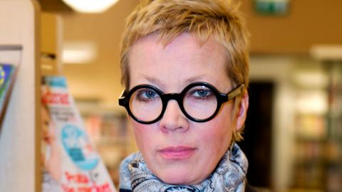 Katti Hoflin. Foto: Pressbild