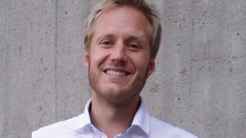 Lauri Finér, rådgivare i skattefrågor hos Socialdemokraterna.  Bild: Privat