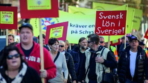 Bild: Björn Larsson Rosvall/TT