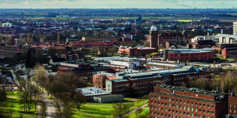 """""""Vi i den rödgröna koalitionen arbetar både aktivt och långsiktigt med att göra Lunds kommun till en jämställd arbetsplats."""""""