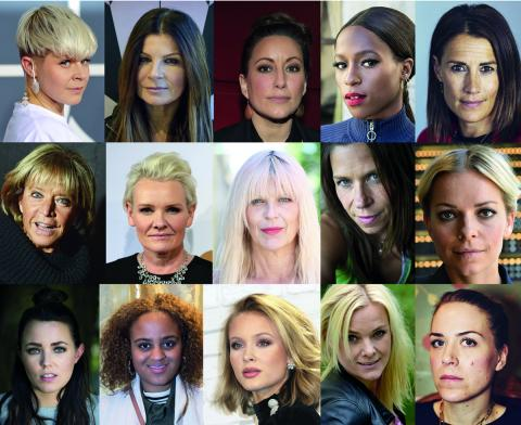 1 993 kvinnor i den svenska musikbranschen har gått samman i ett upprop och vittnar om sexuella övergrepp och rena våldtäkter. På listan samlas artister som Carola, Robyn, Zara Larsson, Seinabo Sey, Eva Dahlgren och Lill-Babs. Bild: TT Nyhetsbyrån