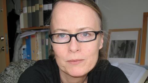 """""""Före 70-talet fanns ingen offentlig debatt om sexuella övergrepp"""", säger våldsforskaren Ninni Carlsson, som framhåller att den historiska kontexten inte får glömmas bort  i samtalen om #metoo-rörelsen.    Bild: Press"""
