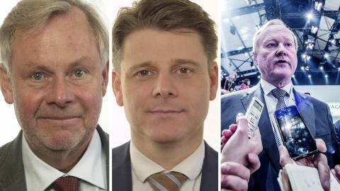 Bild: Riksdagen & Magnus Hjalmarson Neideman/SvD/TT