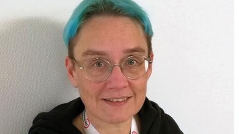 Pia Emanuelsson från organisationen HSO Göteborg leder just nu ett arbete för att kartlägga ojämlikheter i Göteborg för personer med funktionsnedsättningar. Foto: Privat