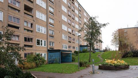 AB Framtiden vill sälja 289 lägenheter mot mark i Lövgärdet – men marken vara obyggbar. Foto: Martin Spaak