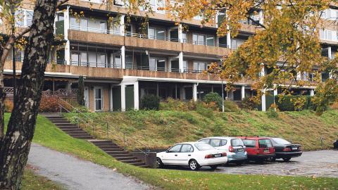 De boende i Rannebergen har skickat två öppna brev till Bostadsbolaget och Framtiden AB inför den kommande utförsäljningen av hyresrätter. Foto: Martin Spaak