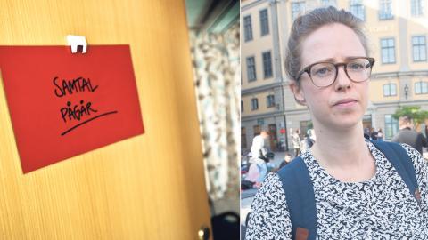 """""""Socialförvaltningen känner inte alls igen det som beskrivs av Ekis Ekman, och håller det som högst otroligt att personal på Framtid Stockholm skulle ha agerat så som det beskrivs"""", skriver Åsa Lindhagen. Bild: Yvonne Åsell/Svd/TT"""