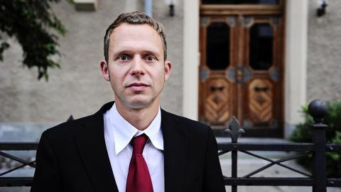 Jens Holm. Bild: Erik Mårtensson/TT
