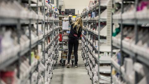 """Förslaget om etableringsanställningar kan snart bli verklighet. Satsningen ska leda till riktiga jobb, inte """"hittepå-anställningar"""", säger IF Metalls Veli-Pekka Säikkälä. Bild: Lars Pehrson/SvD/TT"""