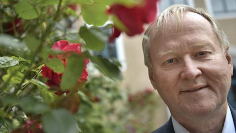 Leif Östling. Bild: Janerik Henriksson/TT