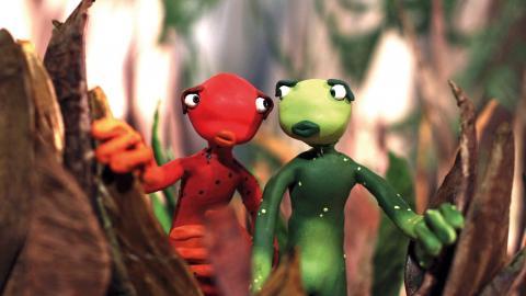 """Animerade """"Singing frogs"""", turkiska """"The Half"""", franska """"Heartstrings"""" och """"Dagen då min pappa blev en buske"""" (Nederländerna) och är några av filmerna som visas under filmfestivalen Buff Sundsvall i helgen."""