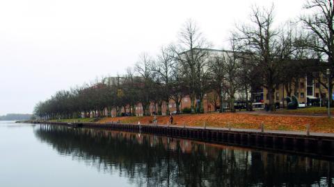 Tekniska nämnden satsar miljoner på att rena Växjösjön under 2018. Bild: Anna-Stina Stenbäck