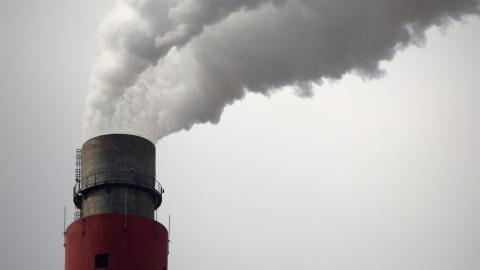 En majoritet av alla städer i världen har dålig luftkvalité.  Bild: AP/TT