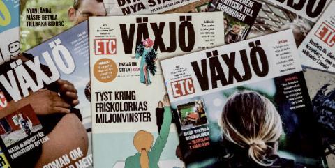 """""""Det har funnits en grupp engagerade människor, som har varit med och stöttat starten av ETC Växjö. Jag hoppas nu att den gruppen lever vidare och växer"""", skriver debattören.  Bild: Elin Björklund"""
