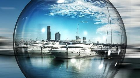 Bloggen Nomad Capitalist tipsar i ett inlägg om de bästa skatteparadisen att registrera sin lyxbåt i. Bild: Pixabay