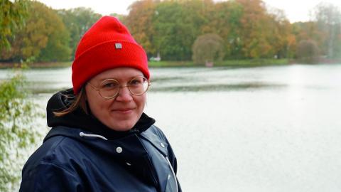 Som vårdtagare har Ylvar Emanuelsson ofta känt sig ifrågasatt. Därför försöker han, i sitt arbete som sjuksköterska, ge patienterna chansen att själva ange sitt kön.  Bild: Kerstin Weman Thornell