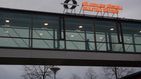Hittills i år har 72 studenter stängts av från MDH på grund av fusk. Bild: Erik Hjärtberg