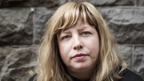 Sofia B Karlsson är en av de 2 290 personer som skrivit under #timeout, idrottsrörelsens upprop mot sexism och övergrepp. BILD: Emma Sundelin