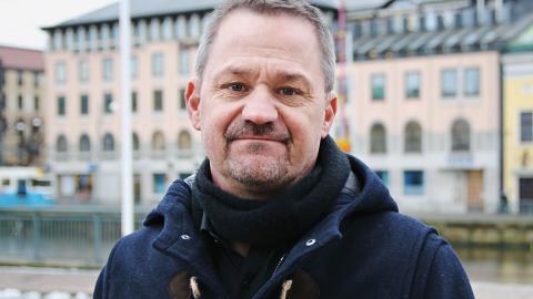 Bengt Randén är förskolelärare i grunden men har jobbat som rektor och chef sedan 80-talet. Foto: Sanna Arbman Hansing
