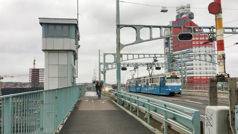 Götaälvbron invigdes 1939 och kommer att rivas år 2022 enligt planen. Foto: Christopher Kullenberg Rothvall