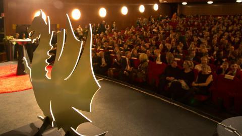 I morgon fredag går startskottet på biografen Draken. Foto: Björn Larsson Rosvall /TT