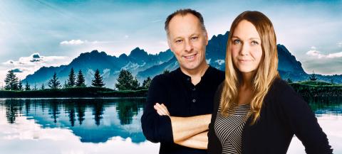 Johan Ehrenberg och Maria Holm, ETC.