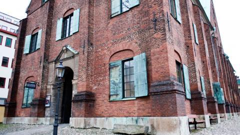 Kronhuset där kommunfullmäktige huserar. Foto: Martin Spaak