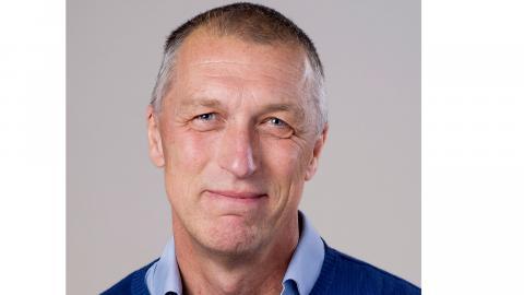 Peter Ulleryd, smittskyddsläkare.