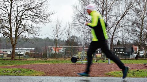För att påverka lokalpolitiken startade Lars Inge Forsberf Sportpartiet inför valet 2010 och lyckades knipa ett mandat i kommunfullmäktige. 2014 ökade partiet till tre mandat. Foto: Annelie Moran