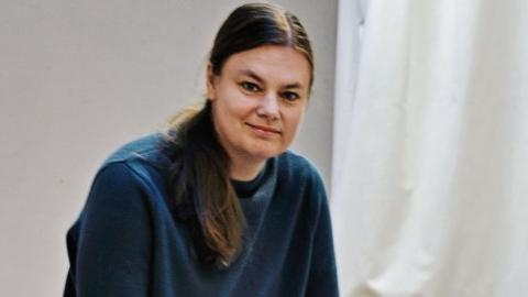 Anna Olsson. Foto: Agneta Slonawski