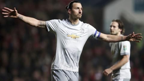 """""""Zlatan Ibrahimović är den offentliga person som mer än någon annan exponerats för den nyckfullhet med vilken många – journalister, politiker, mer sällan fans – definierar identiteten att vara svensk."""" BILD:  Nick Potts / AP/TT"""