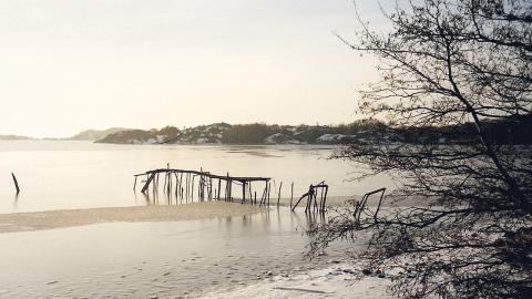 Stora Amundön och resten av Billdals skärgård  blir naturskyddsområde. Foto: Wikipedia