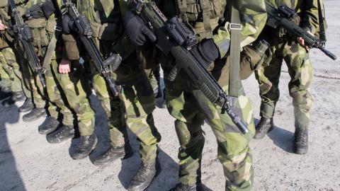 Hur ska vi kunna förbättra Polisen och Försvarsmakten om vi låter dem själva definiera resursbehovet? Foto: Fredrik Sandberg / TT
