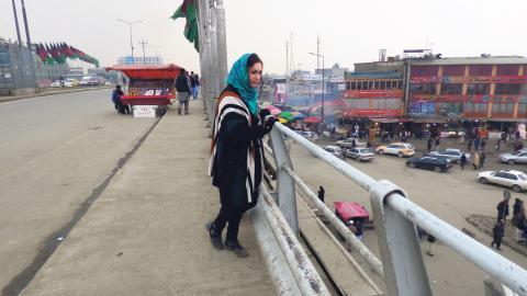Vian Delsoz har nyligen kommit tillbaka efter sin andra resa till Afghanistan. Hon berättar att det mottagandet hon har sett i landet inte fungerar.