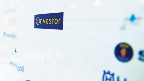 Sedan 2010 är det Wallenbergkontrollerade Investor och Patricia Industries som äger Aleriskoncernen.   Bild: Alexander Larsson Vierth/TT