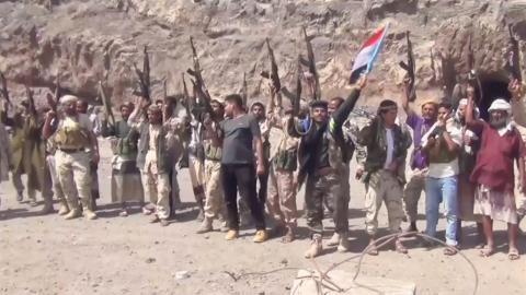 Separatiströrelsen SRF har gått till attack mot regeringen. Bild: AP