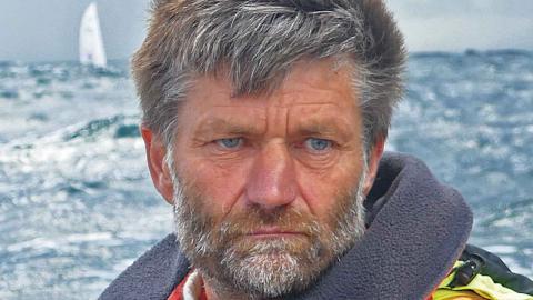 Lars Sestervik, ordförande konstvandringen Södra Bohuslän.  Foto: Privat