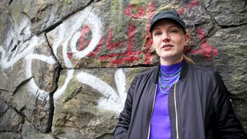 Gabriella Pichler. Bild: Caroline Axelsson