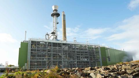 Kommunala Göteborg Energi har länge sökt en lösning för vad som ska hända med Gobigas. Foto: Göteborg Energi/pressbild