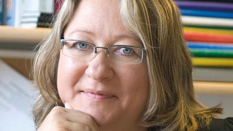Maria Grahn forskar inom energisystemanalys med fokus på drivmedel på Chalmers. Foto: Chalmers