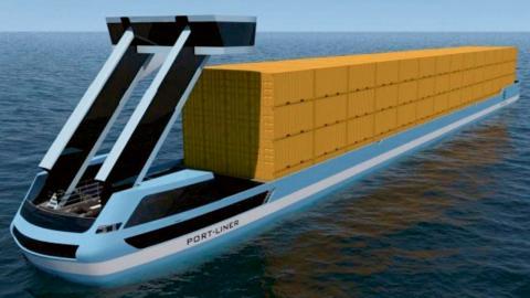 Bild: Port-liner