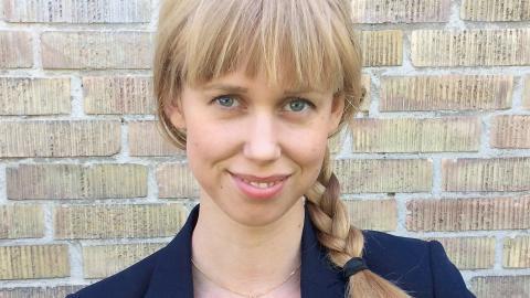 Sofia Zettermark, Lunds universitet.